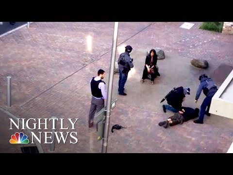 London Terror Attack: 12 Arrested As Investigation Intensifies | NBC Nightly News