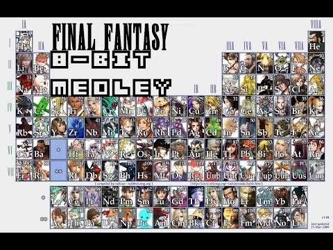 Final Fantasy 8-Bit Medley [FF1~FF13-2]