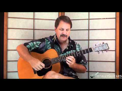 Get Together Guitar Lesson Preview - The Youngbloods