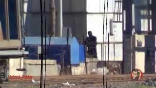 بالصوت والصورة تركيا تسمح لداعش بالهجوم على عين العرب عبر حدودها