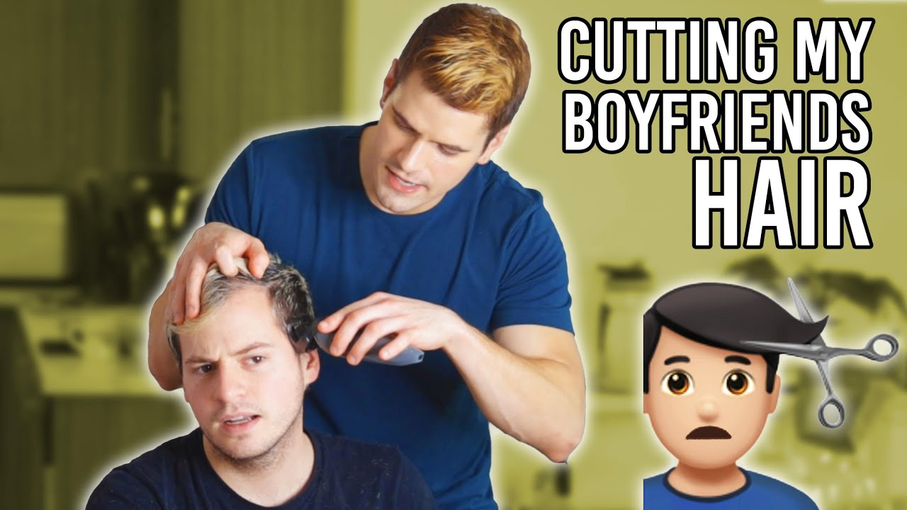 Cutting My Boyfriend's Hair (Quarantine Is Gonna Break Us)