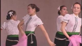 Múa: Hương xuân Tây Bắc