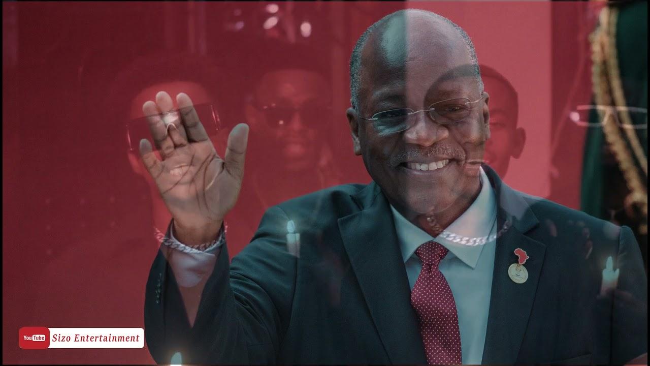 Download Sizo Music Band - Uende Salama (Magufuli) (Official Music Video)
