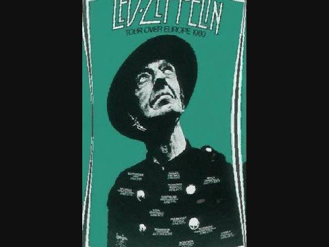 Led Zeppelin-All My Love LIVE 1980 Rotterdam,Holland