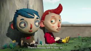 My Life as a Courgette / Ma vie de Courgette (2016) - Trailer (English Subs)
