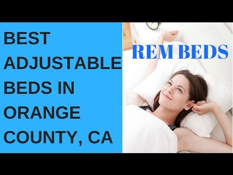 Best Adjustable Beds Orange County CA – Placentia Mattress Reviews – REM Beds