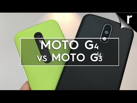 Moto G4 (2016) vs Moto G3 (2015): Which is best?