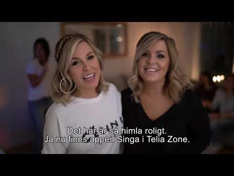 Telia Zone Singa karaoke