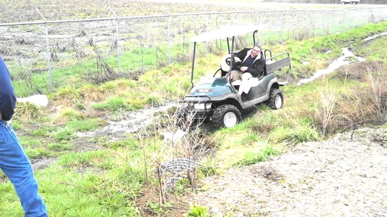 Performance Carts Texarkana 4 Wheel Drive Electric Atv Golf Cart