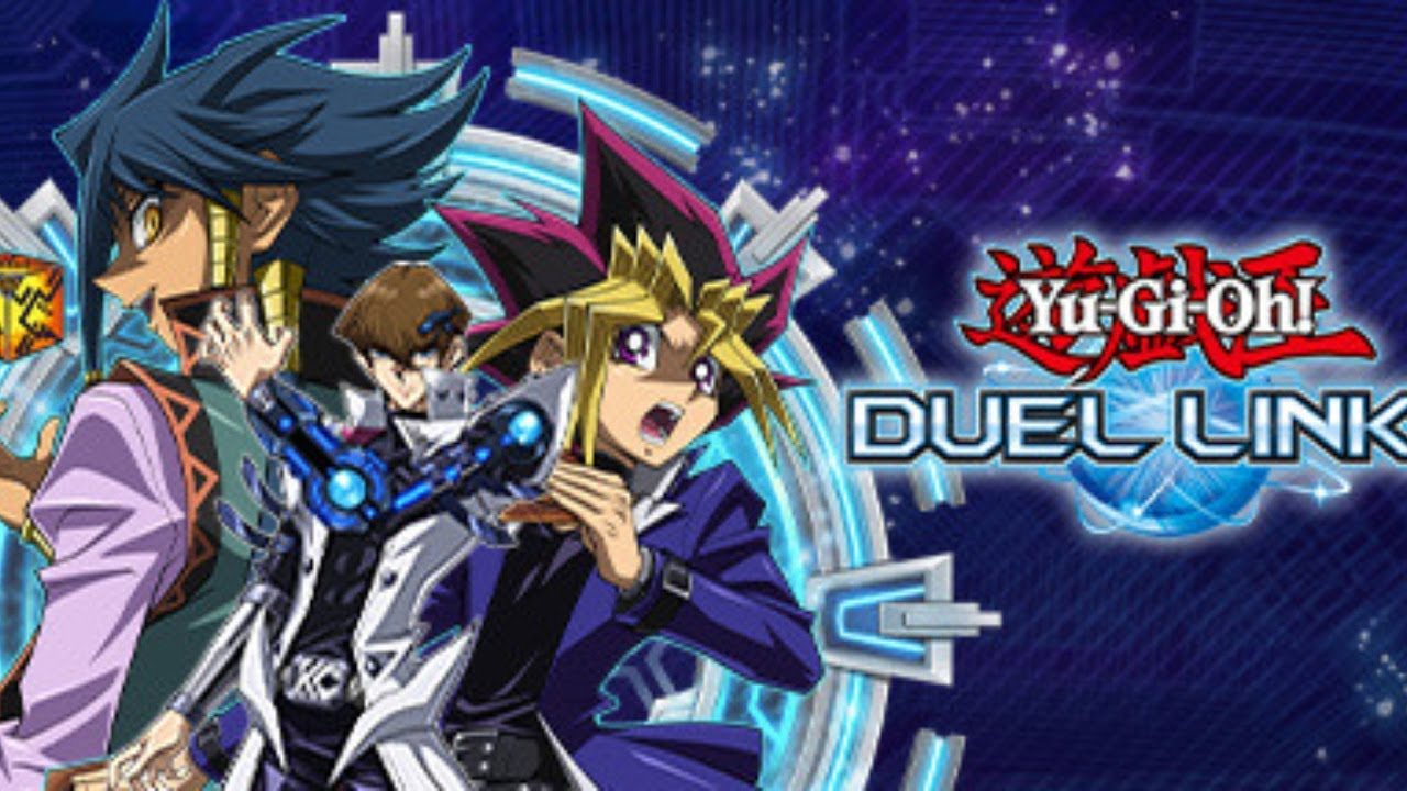 YGH DUEL LINKS #DUELOSQUENTES