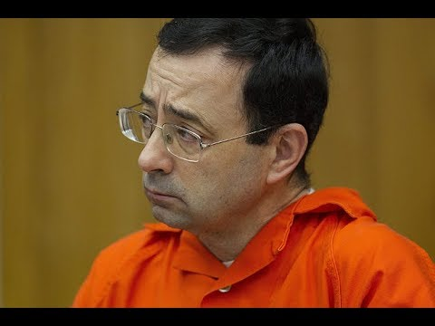 More Larry Nassar victims speak out as disgraced doctor faces 2nd sentencing hearing