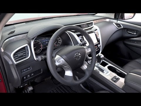 2018 Nissan Murano - Interior