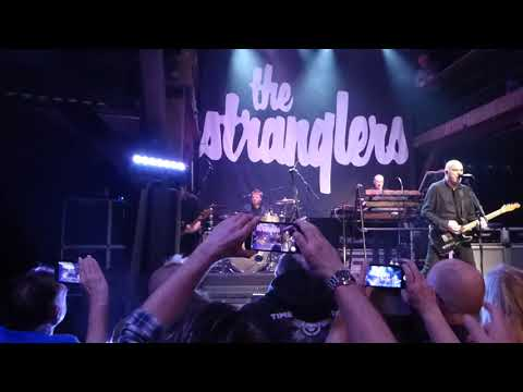 The Stranglers - Nice 'N' Sleazy - Fabrik, Hamburg - 06.12.2019