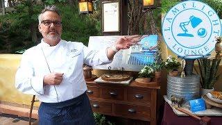 Lamplight Lounge FULL PRESENTATION and menu preview for Pixar Pier at Disneyland Resort