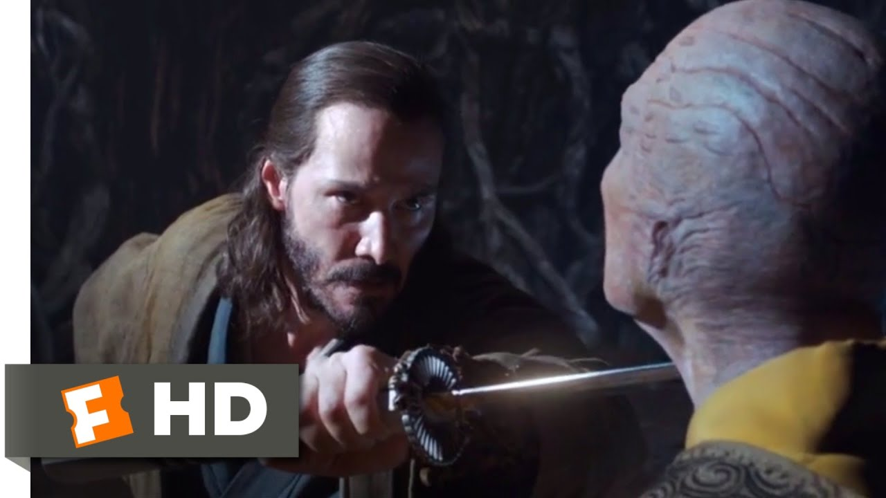 47 Ronin (2013) - The Swords of the Tengu Scene (6/10) | Movieclips