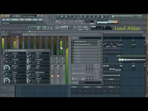 Fl Studio Remake: Tonic/Deorro Feat. Tarantula Man - Big Fat (Original Mix) + FLP