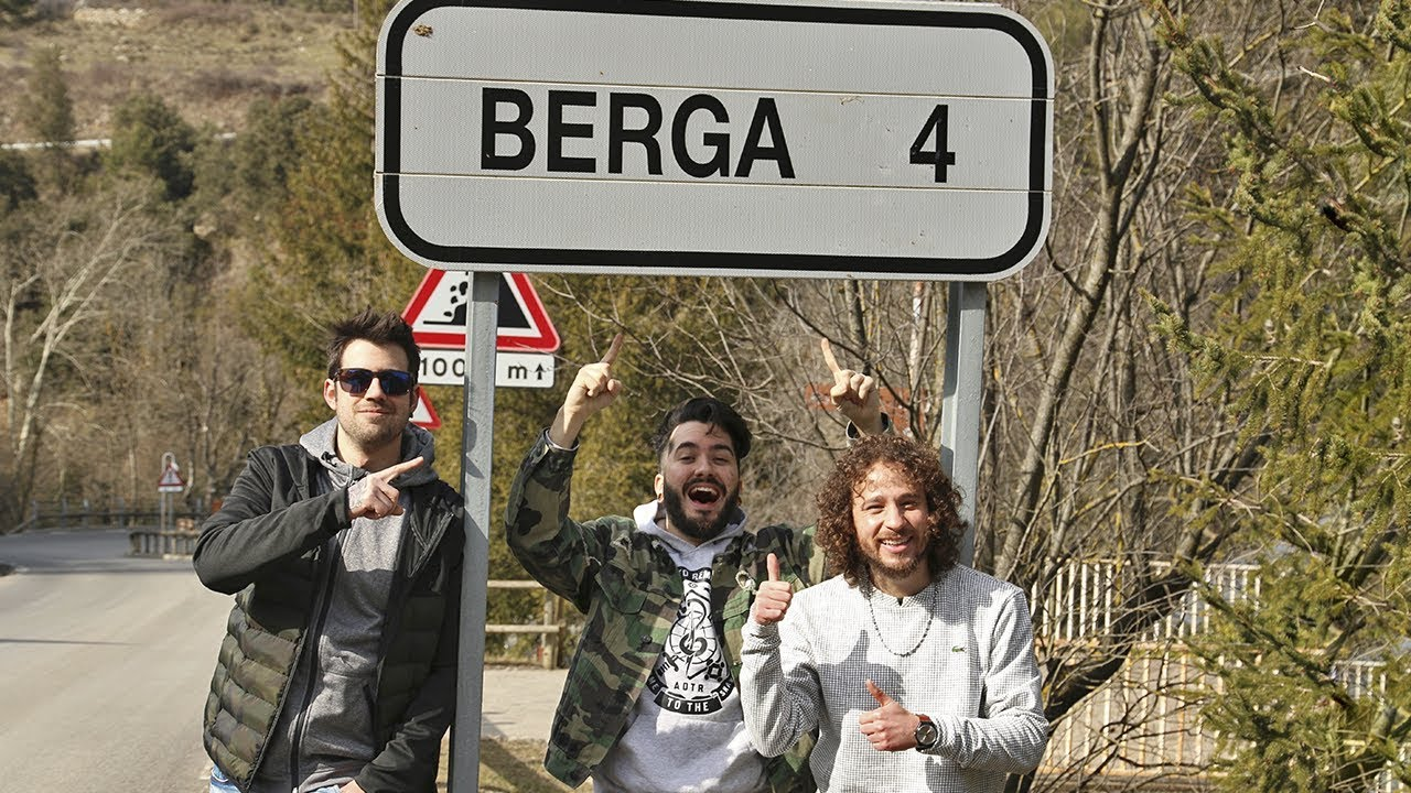 Visitando la berga este lugar realmente existe youtube - Ciudad de berga ...