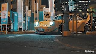 2017 RWB Porsche Tokyo Meet Trailer (4K) Rauh Welt BegriffㅣWidebody Invasionㅣfilm by Dawittgold