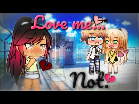 Love Me Not | Gay love story | Gacha Life Mini Movie | GLMM