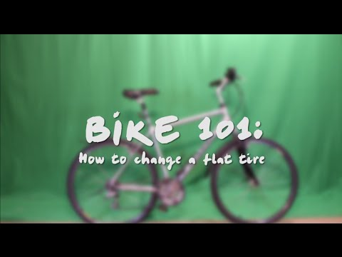 AggieTV DIY: How to Change a Bike Tire