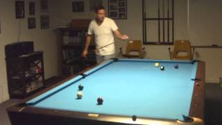 gil 9 Ball Talking Shot Selection #8