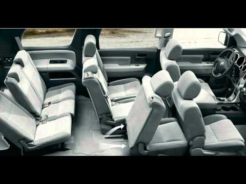 2011 Toyota Sequoia In Depth Interior/exterior Slideshow