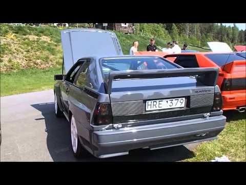 Audi Coupé GT/ S2 /Urquattro/ SPQ Replica/ Meeting/treffen 2014