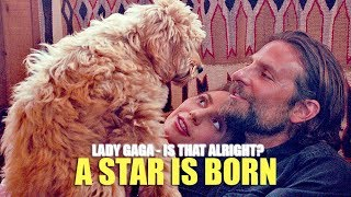 Lady Gaga - Is That Alright? (Lyric video) • A Star Is Born Soundtrack • Video