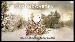 Soundgarden -  Bones Of Birds (subtitulado español)