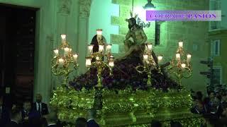 Recogida del Stmo. Cristo de la Humildad y Paciencia (Via Crucis Diocesano Cádiz 2018)