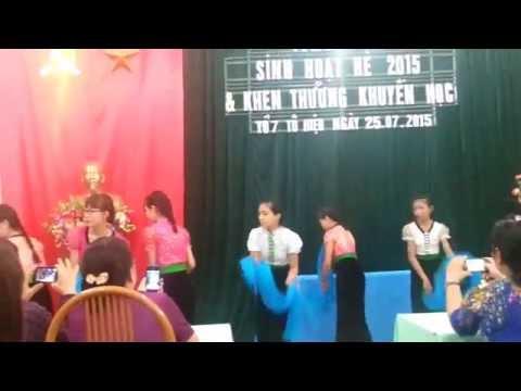 Múa Hương xuân tây bắc
