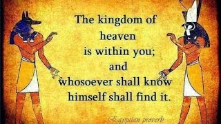 Who is The God Of Christianity And Who Is Amen Ra Sun God!