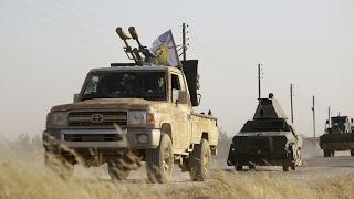 أخبار عربية - قوات #سوريا الديمقراطية تقترب أكثر من حصار #داعش في مدينة #الرقة