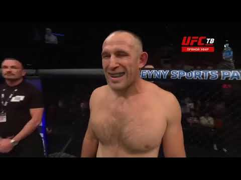UFC Fight Night 149: Оверим vs. Олейник / Overeem vs. Oleynik - Video