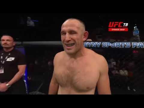 UFC Fight Night 149: Оверим vs. Олейник / Overeem vs. Oleynik - Video