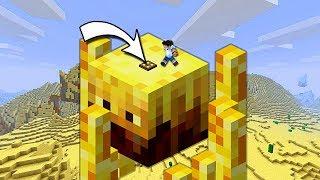 Minecraft Survival - Entro Dentro De Un Blaze y Pasa Esto!! - Mobs Gigantes 2 cap 37
