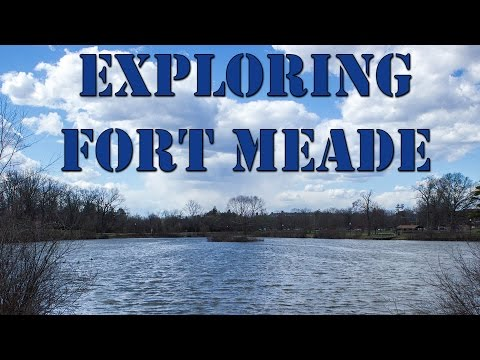 Exploring Burba Park - Fort Meade, MD