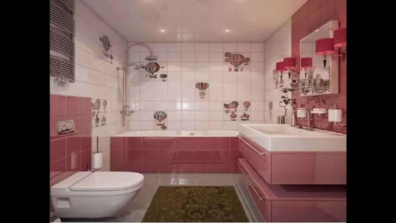 Fabulous Kids Bathroom Tile Ideas Youtube