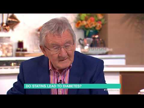 Do Statins Lead To Diabetes?   This Morning