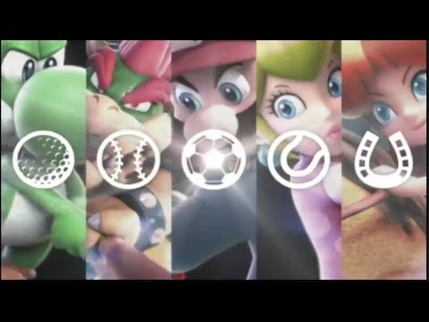 Mario Sports Superstars - Announce Trailer / Gameplay  - Nintendo Direct