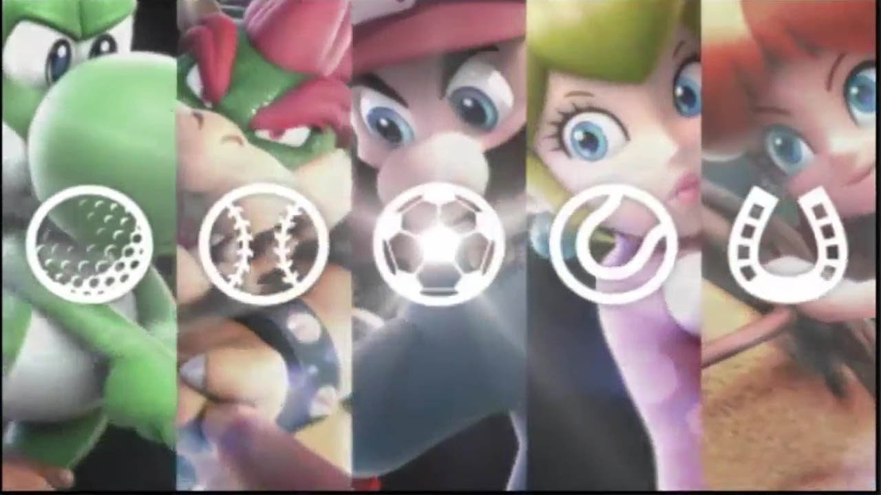 Mario Sports Superstars - Announce Trailer / Gameplay - Nintendo Direct - YouTube