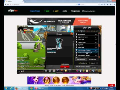 Aqwon new aqw private server non-hamachi