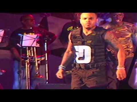 Ricardo Drue   W A R , Live! Antigua Carnival 2015