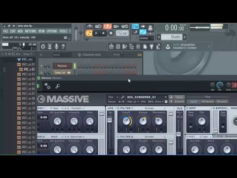 Skrillex - Dirty Vibe ( DJ Snake & Aazar Remix ) FL Studio Remake