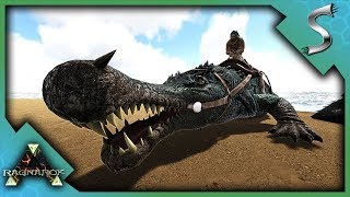 NEW SARCO TAMING & BIO TOXIN FARMING! - Ark: RAGNAROK [DLC Gameplay S3E83]