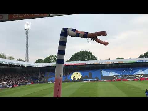 Opkomst De Graafschap en Telstar 4-2 ( play-offs )