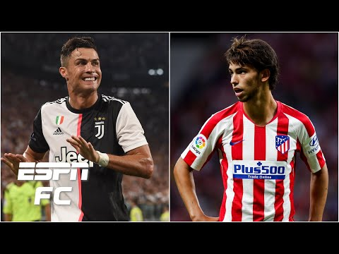 Champions League Matchday 1: Atletico Madrid vs. Juventus & PSG vs. Real Madrid headline | UCL
