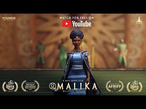 Nollywood studio debuts animation Malika: Warrior Queen