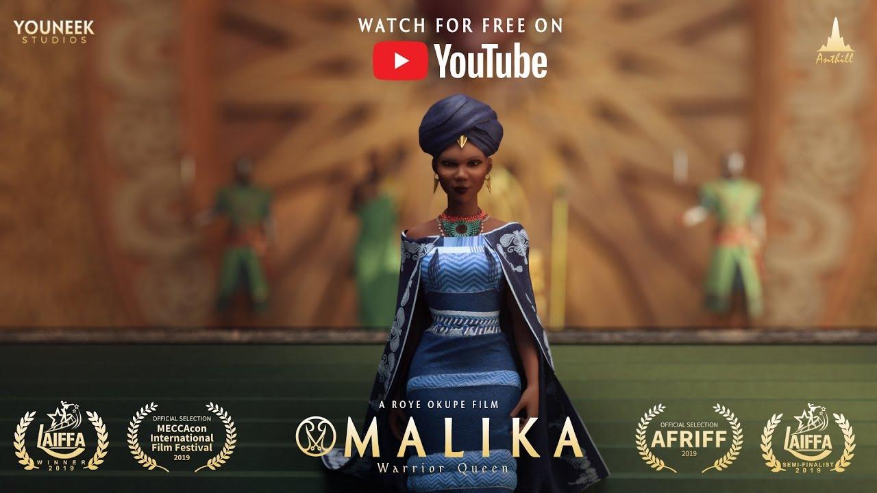 Download Malika - Warrior Queen Animated Pilot/Film [FULL]
