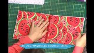 Passo a passo de como fazer uma bolsa térmica – Parte 1